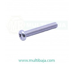 Besi JP Pan Head Machine Screw DIN7985