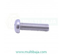 Stainless Steel : SUS 304 JP Pan Head Machine Screw DIN7985
