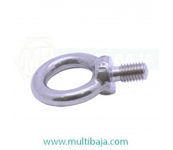Stainless Steel : SUS 304 Eye Bolt DIN580