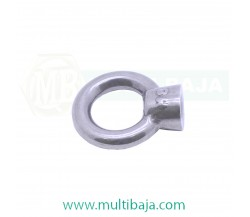 Stainless Steel : SUS 304 Eye Nut JIS B1169