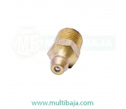 Kuningan Grease Nipple DIN71412A