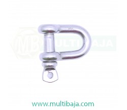 Stainless Steel : SUS 304 Shackle D