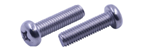 Baut JP / Pan Head Machine Screw