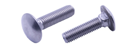 Baut Payung / Carriage Bolt