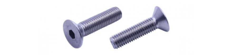 Verseng L / Countersunk Socket Screw