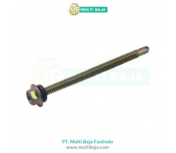 Besi Baut Roofing (Hex Self Drilling Screw) DIN7504