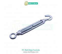 Besi Span Skrup (Jarum Keras) Turnbuckle