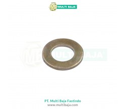 Kuningan Ring Plat (Flat Washer) DIN125