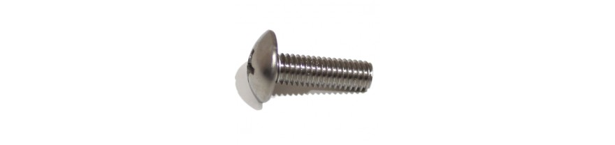 Baut TJP / Truss Head Machine Screw