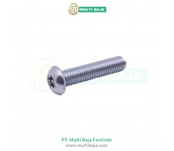 Torx Button Head With Pin